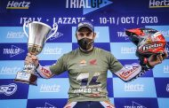 Toni Bou Wins 14th Consecutive FIM Trial World Championship Title