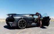 Bugatti development, perfect temperature control at 400 km/h