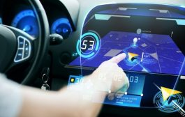 Asahi Glass Begins Mass Production of 3D Curved Cover Glass for Car-Mounted Displays