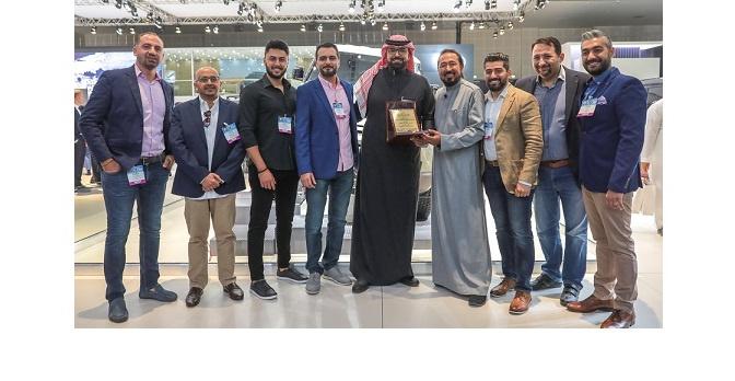 Salman Sultan of JLR Wins Best PR Manager Award