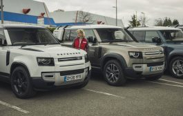 Jaguar Land Rover Deploys Over 160 Vehicles to Tackle COVID-19