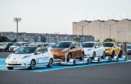 Nissan Moves One Step Closer to driverless Technology with New Towing System at Oppama Plant