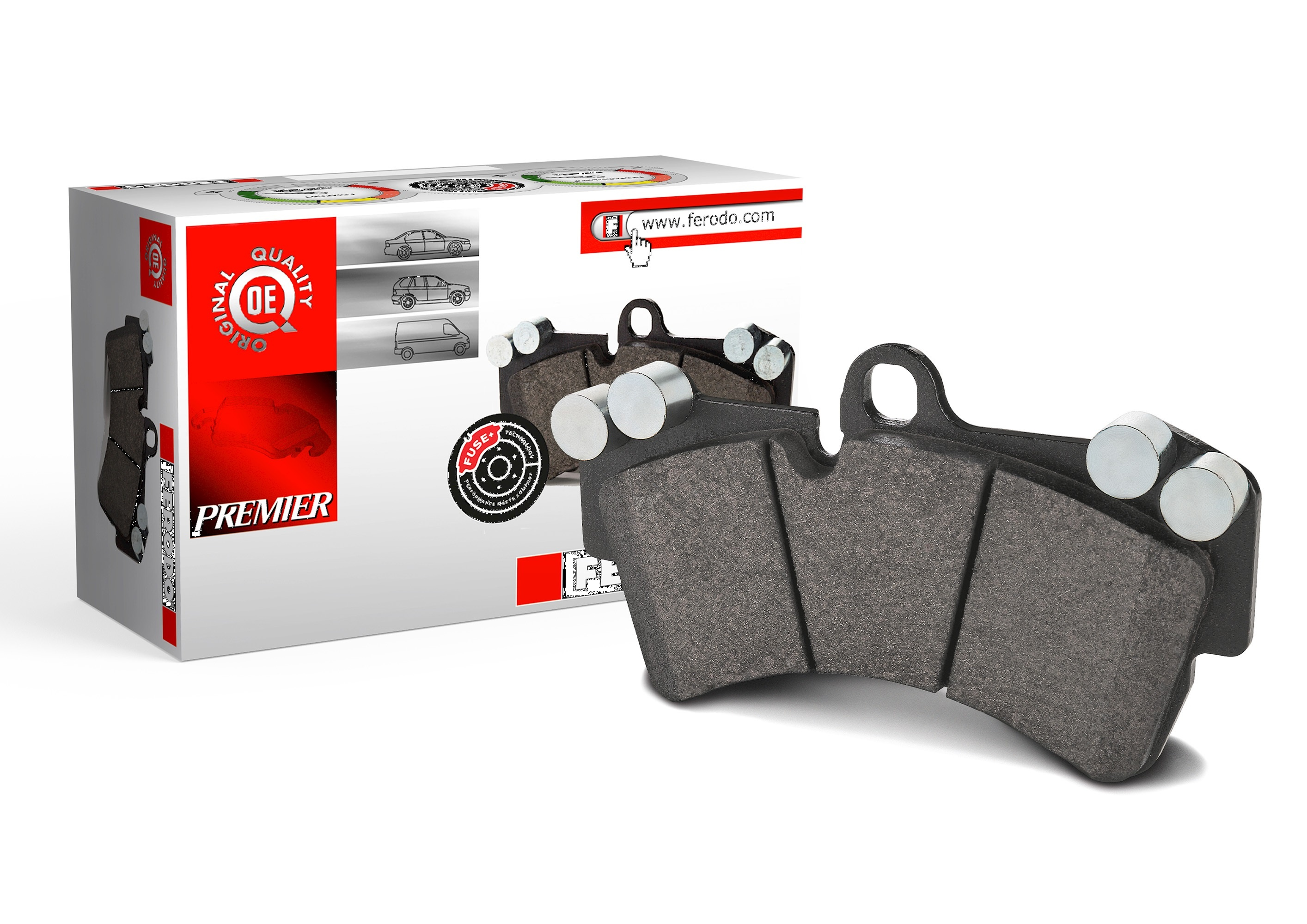 FERODO® Introduces First Automotive Brake Pads to Bridge Gap Between Braking Performance and Comfort