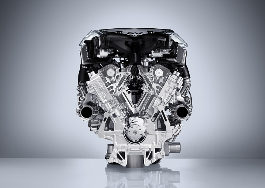 Infiniti 3.0-liter Twin-Turbo V6 Engine Selected for Second Straight Year to Ward's List