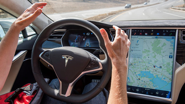 Survey Reveals Half of Consumers would not Use Self-Driving Cars
