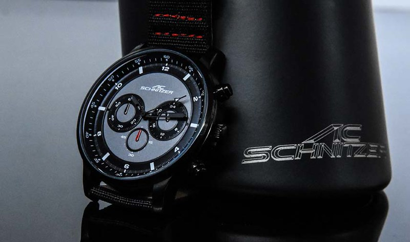 The new Quartz Chronograph 5 from AC Schnitzer