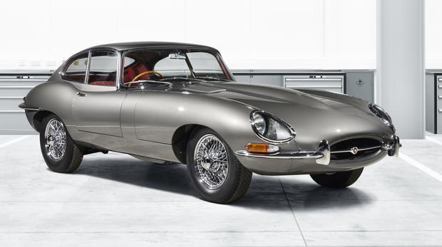 Jaguar to Offer Restored Jaguar Classics for the First Time