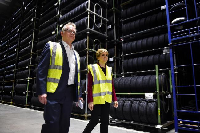 Michelin to Revamp Scottish Factory
