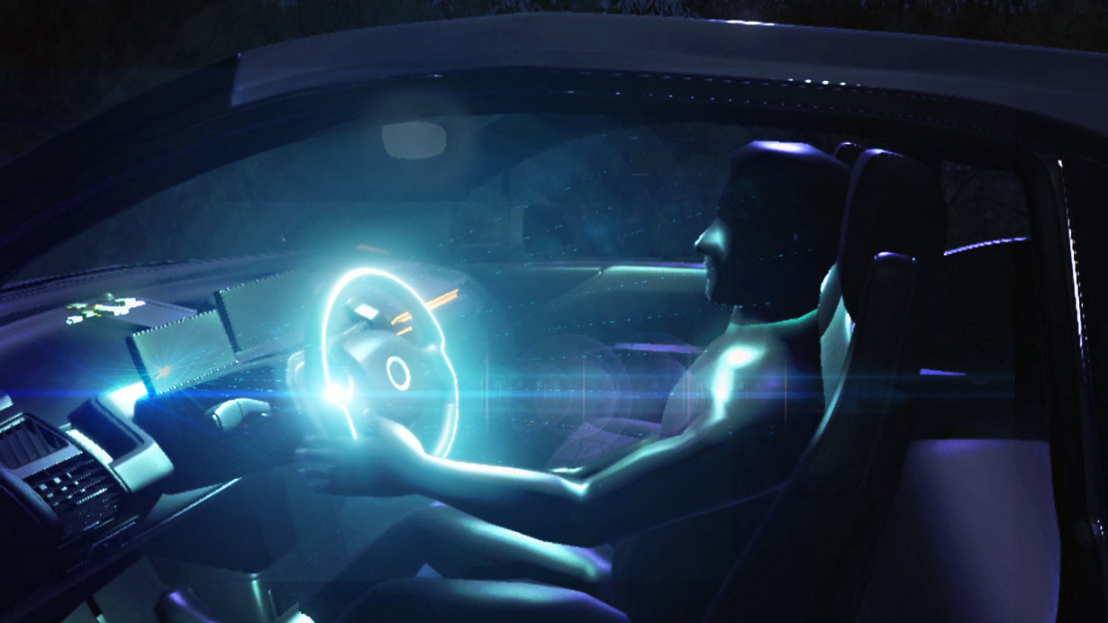 Osram Showcases New Smart Lighting Automotive Technologies at CES