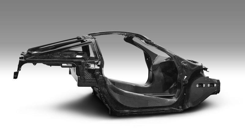 McLaren reveals Monocage II