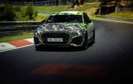 Audi RS 3 sets new lap record on the Nordschleife