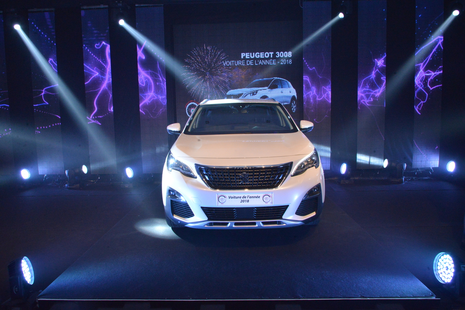 Peugeot 3008 Wins 2018 Car of the Year Award in Morocco