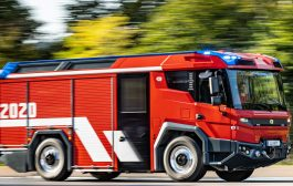 Revolutionary Volvo Penta-powered electric fire trucks are on their way to customers