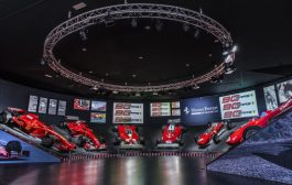 Ferrari Marks 90 years of Racing History with Spectacular Exhibition View Gallery