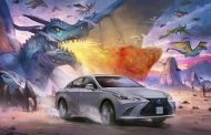 Lexus Commissions Manga Artists to Capture the Spirit of Lexus