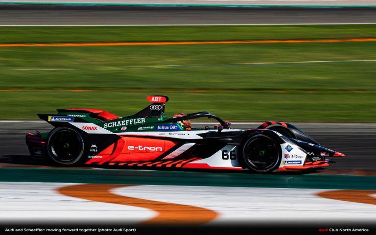 Schaeffler Renews Formula E Technical Partnership with Audi