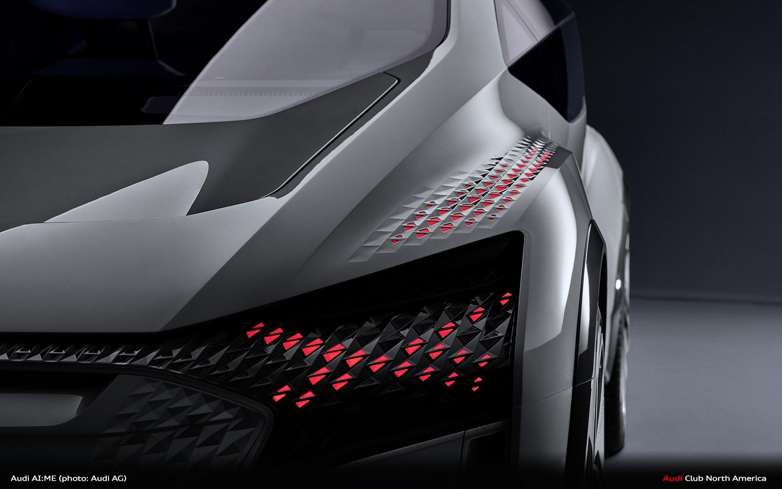 Audi Develops New Digital OLED Technology for Customizable Rear Lights