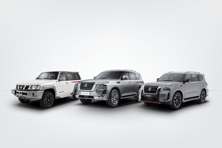 Arabian Automobiles record-breaking 83 % growth in Nissan Patrol sales compared to 2019