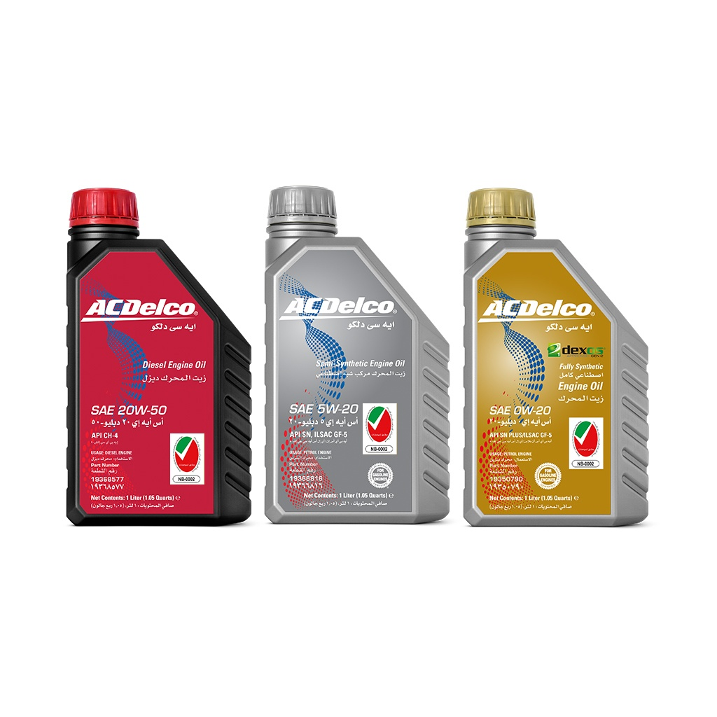 Made in the UAE The Truth About Engine Oil