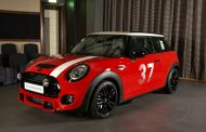 The much-anticipated MINI Paddy Hopkirk Edition is now available at Abu Dhabi Motors