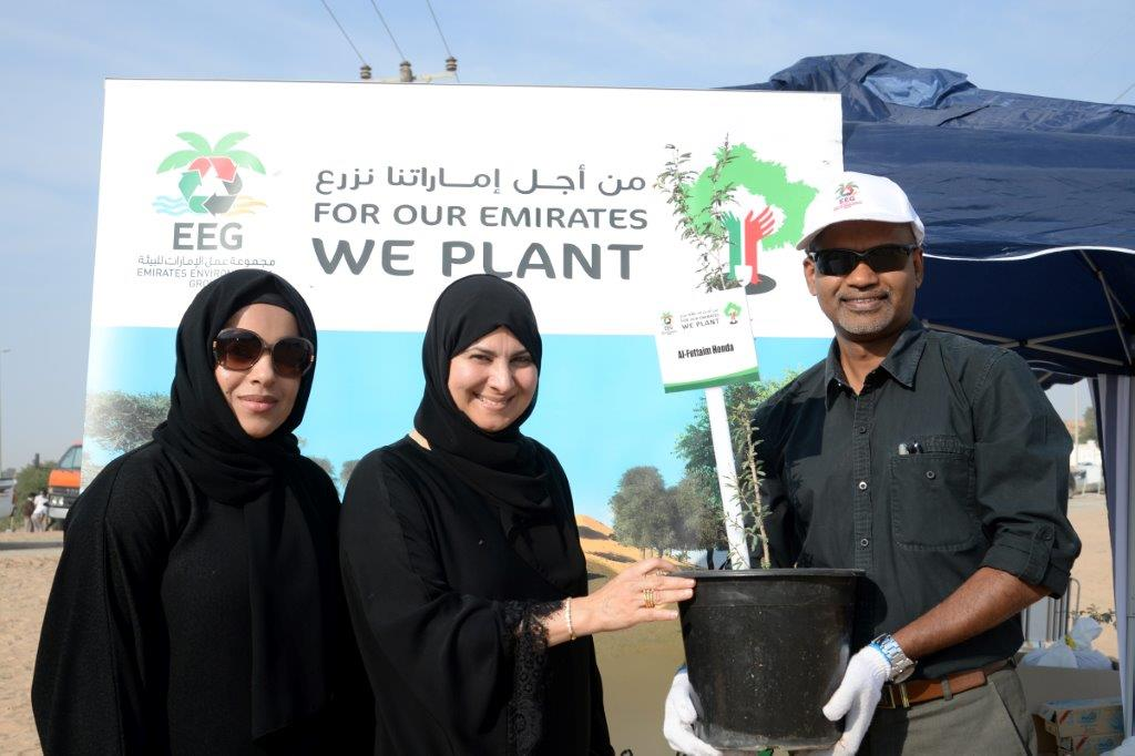 EEG Recognizes Al-Futtaim Honda for its environmental work
