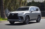 All-New Lexus Lx Premieres As The 2nd Model Of Lexus Next Generation Following Nx
