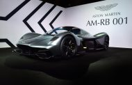 Aston Martin Debuts AM-RB 001 Hypercar at Abu Dhabi Grand Prix