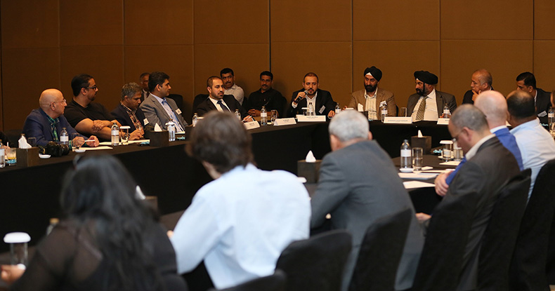 Key stakeholders discuss major trends and developments in Middle East tire industry at 1st Automechanika Exclusive Tire Gathering