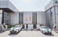 Dubai Police Adds Alfa Romeo's Giulia Quadrifoglio and Stelvio Quadrifoglio to its Luxury Fleet In Collaboration With Gargash Motors