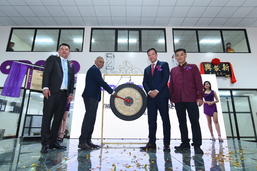 Apollo Opens First Tire Service Center in Malaysia