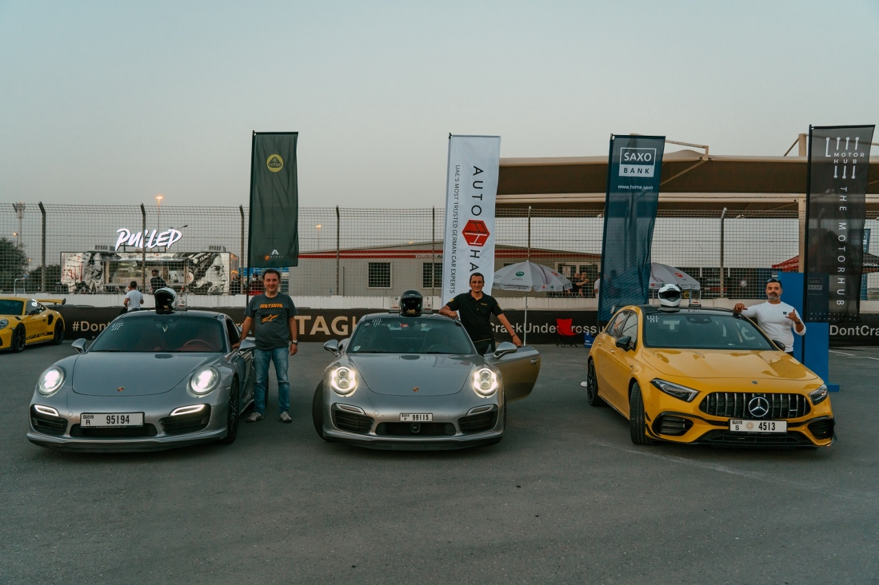 Abouelgheit makes it two wins out of three in The MotorHub Saxo Bank AutoX Championship series