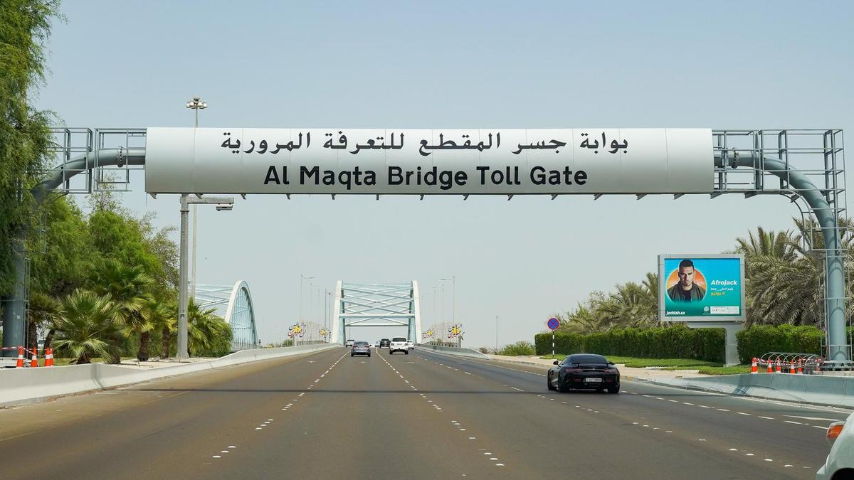 Abu Dhabi to Implement Road Toll System from October 15
