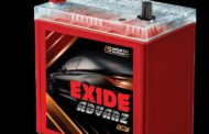 Exide Launches Advanz battery in Indian Market