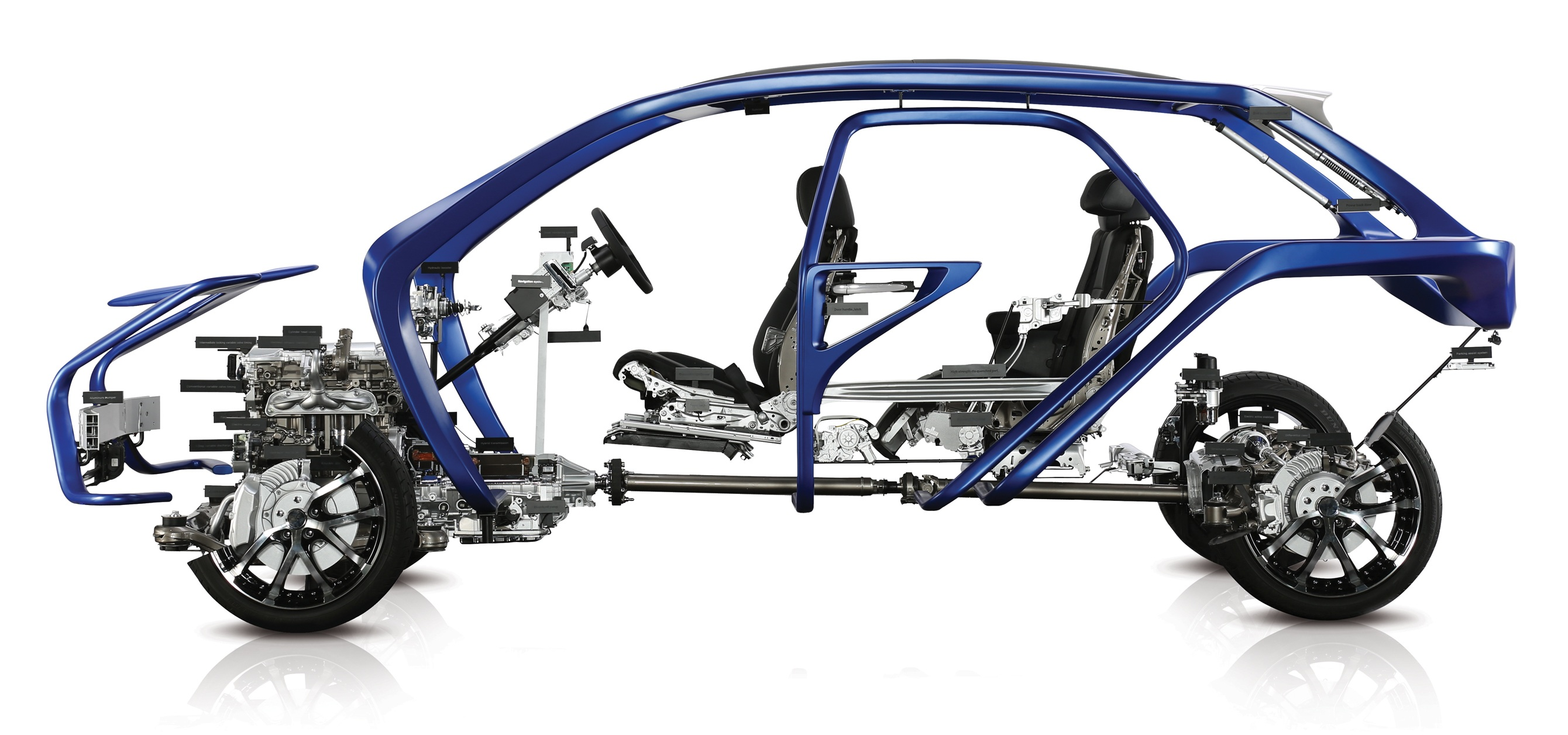 Automotive Chassis Systems Market to Reach USD97 Billion by 2022