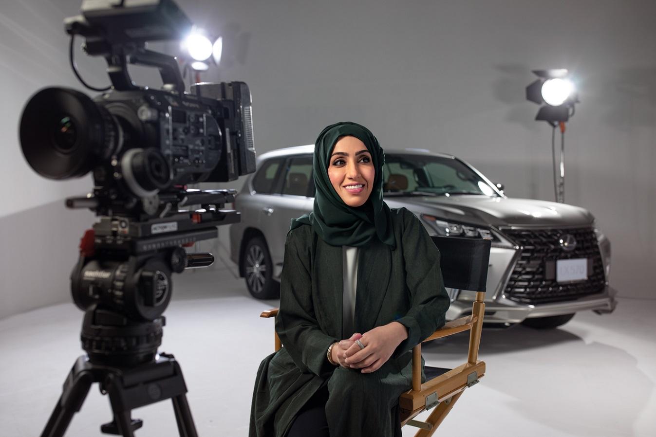 Al-Futtaim Lexus Reveals Leading Emirati Film Director Nahla Al Fahad's Story in New Video for LX Brand 'Inspire a Legacy' Campaign