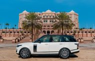 Special Edition 2021 Range Rover Vogue Vehicles celebrating 50 Years of the Union arrive in UAE
