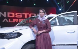 'Al Reem' to be the First 4x4 SUV Made in UAE