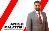 Anish Malattiri, Managing Director of Al Saeedi Group