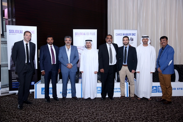 Al Saeedi Group Spotlights Camso Tires with Dealers Meet