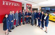 Al Tayer Motors Receives Five Awards from Ferrari Middle East