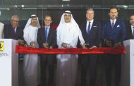 Al Tayer Motors Opens State-of-the-Art Ferrari Showroom in Dubai