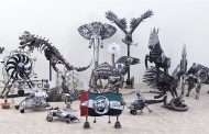 Al Tayer Motors to Showcase Art from Discarded Parts