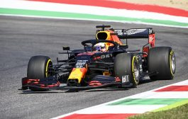 Alex Albon takes a well-deserved first podium in Formula 1 at the Tuscan Grand Prix