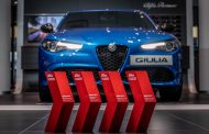 Alfa Romeo Giulia wins at the SPORT AUTO AWARD 2020