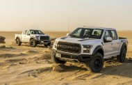 Ford Launches All-New 2017 F-150 Raptor in the Middle East