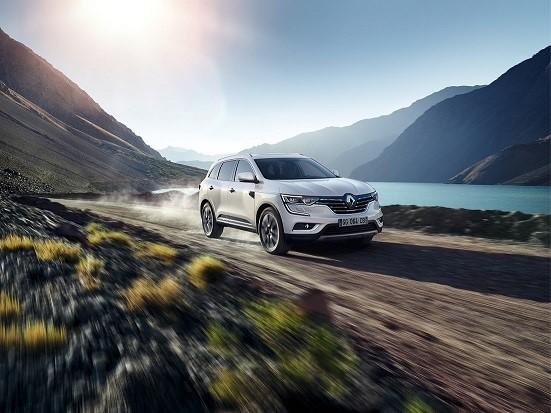 Arabian Automobiles Company Debuts 2017 Renault Koleos