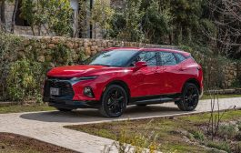 The Chevrolet Blazer Continues to be An Icon of Style and Versatility