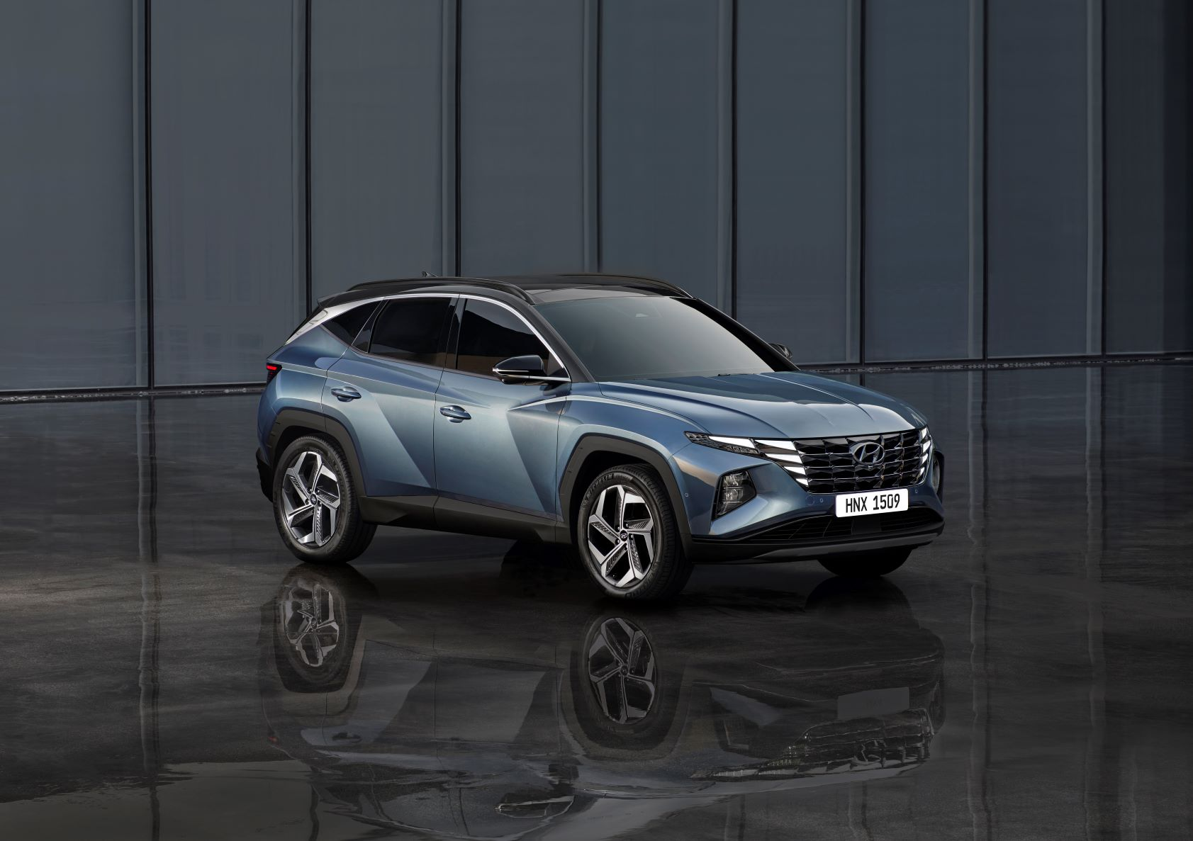Hyundai's all-new Tucson signals a new way of driving in middle east and Africa regions