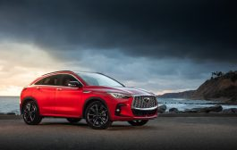 All-new 2022 INFINITI QX55 primed for showtime with generous features at launch