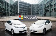 Renault-Nissan Teams up with Microsoft for Pursuing Connected Driving